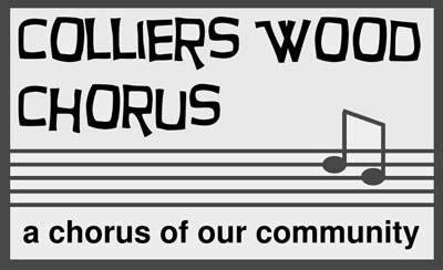Colliers Wood Chorus logo